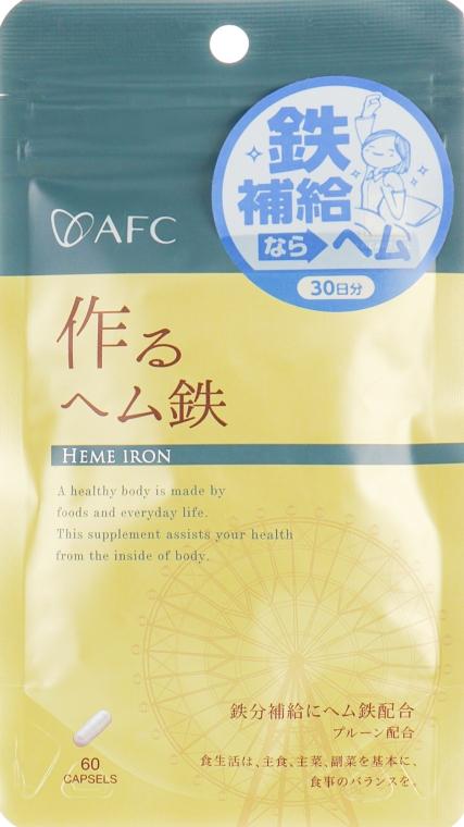 """Диетическая добавка """"Железо"""", 427 мг - AFC"""
