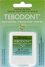 Парфумерія, косметика Зубна нитка з олією чайного дерева - Dr. Wild Tebodont