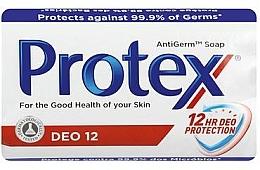 Духи, Парфюмерия, косметика Антибактериальное твердое мыло - Protex Bar Soap Deo 12