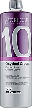 Духи, Парфюмерия, косметика Окислитель 12% - Morfose 10 Oxidant Cream Volume 40