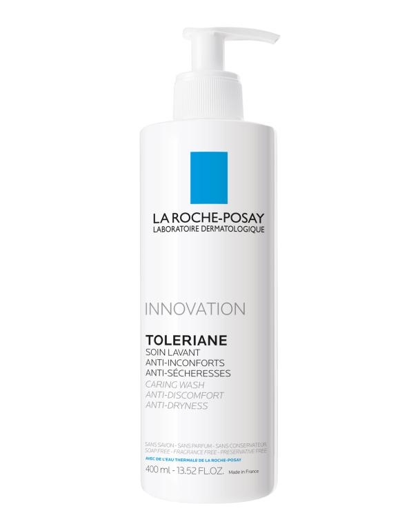 Очищающий крем-гель для чувствительной кожи - La Roche-Posay Toleriane Anti-Inconforts — фото N2