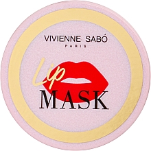 Духи, Парфюмерия, косметика Маска для губ - Vivienne Sabo Lip Sleeping Mask
