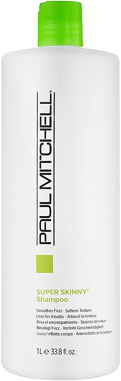 Шампунь для выпрямления волос - Paul Mitchell Smoothing Super Skinny Shampoo