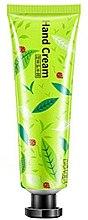 """Духи, Парфюмерия, косметика Увлажняющий крем для рук """"Зеленый Чай"""" - Bioaqua Hand Cream"""