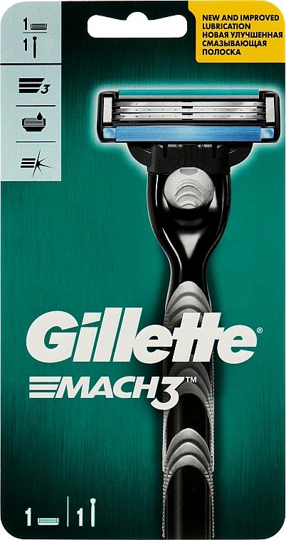 Бритва - Gillette MACH3