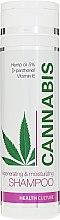 Духи, Парфюмерия, косметика Шампунь для волос на основе конопли - Cannabis Regenerating & Moisturizing Shampoo