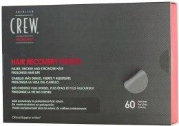 Духи, Парфюмерия, косметика Накладка восстанавливающая (пластырь) - American Crew Hair Recovery Patch