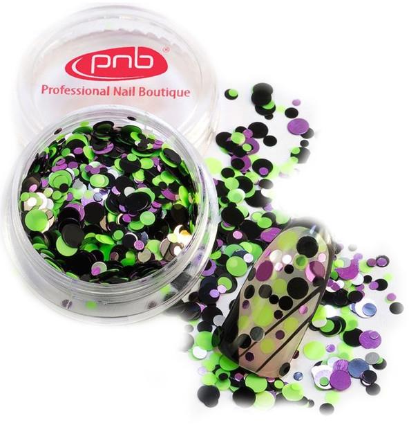 Камифубуки-конфетти для ногтей - PNB Sequins
