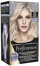 Духи, Парфюмерия, косметика Краска для волос - L'Oreal Paris Preference Cool Blondes