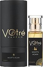 Духи, Парфюмерия, косметика Votre Parfum Night's Again - Парфюмированная вода (мини)
