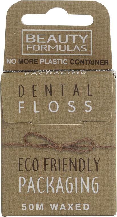 Экологическая вощеная нить для зубов - Beauty Formulas Eco Friendly Dental Floss