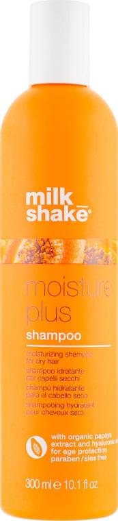 Увлажняющий шампунь для волос - Milk_Shake Moisture Plus Hair Shampoo