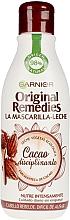 "Духи, Парфюмерия, косметика Маска-молочко для волос ""Какао"" - Garnier Original Remedies Disciplinary Cocoa Mask"