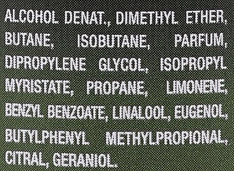Дезодорант парфюмированный - Malizia Vetiver Deodorant  — фото N3