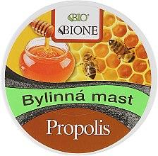 Духи, Парфюмерия, косметика Травяная мазь для тела - Bione Cosmetics Honey + Q10 Herbal Cream Propolis