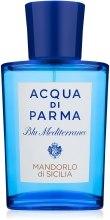 Духи, Парфюмерия, косметика Acqua Di Parma Blu Mediterraneo Mandorlo Di Sicilia - Туалетная вода (тестер с крышечкой)