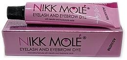 Духи, Парфюмерия, косметика Регулятор насыщенности цвета - Nikk Mole Eyelash And Eyebrow Dye Adjuster