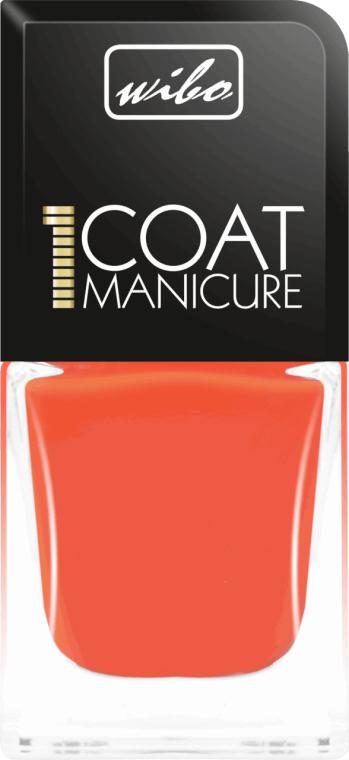 Лак для ногтей - Wibo 1 Coat Manicure