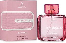 Духи, Парфюмерия, косметика Dorall Collection Damsel Radiant - Парфюмированная вода