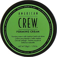 Парфумерія, косметика Крем для волосся формуючий - American Crew Classic Forming Cream