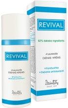 Духи, Парфюмерия, косметика Омолаживающий дневной крем для лица - Dzintars Revival Rejuvenating Day Cream