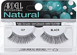 Парфумерія, косметика Накладні вії - Ardell Fashion Lashes Natural 117