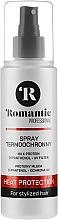 Духи, Парфюмерия, косметика Спрей термозащитный для волос - Romantic Professional