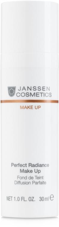 Стойкий тональный крем с SPF15 - Janssen Cosmetics Perfect Radiance Make-Up