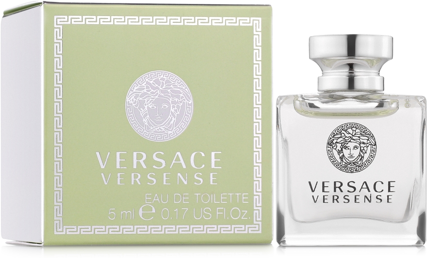 Versace Versense - Туалетная вода (мини)