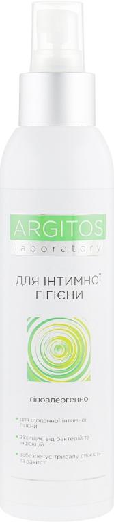 Средство для интимной гигиены с наночастицами серебра - Argitos Intimate