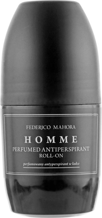 Антиперспирант шариковый - Federico Mahora Homme Antiperspirant Roll-On