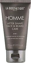 Духи, Парфюмерия, косметика Эмульсия после бритья для ухода за кожей лица и бороды - La Biosthetique Homme After Shave Face & Beard Care
