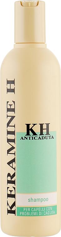 Шампунь против выпадения волос - Keramine H Professional Shampoo Anti-Caduta