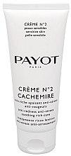 Духи, Парфюмерия, косметика Крем для лица - Payot Creme No 2 Cachemire Anti-Redness Anti-Stress Soothing Rich Care