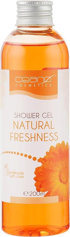Гель для душу - Ceano Cosmetics Shower Gel Natural Freshness — фото N1