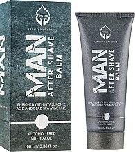 Духи, Парфюмерия, косметика Успокаивающий бальзам после бритья - Finesse Man After Shave Balm