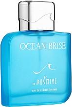 Positive Parfum Ocean Brise - Туалетна вода — фото N1