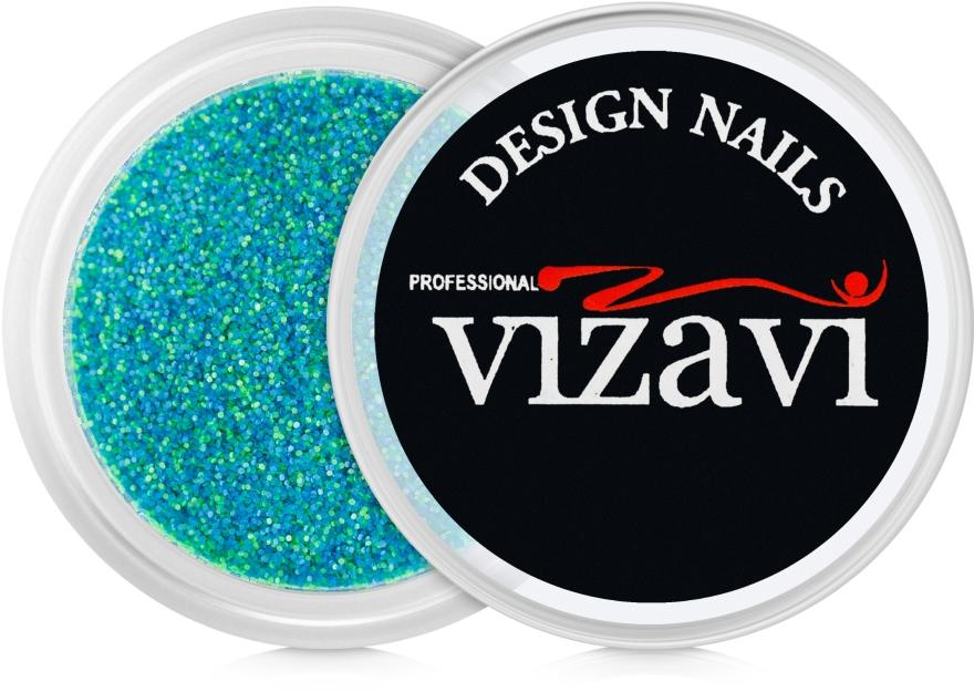 """Декор для дизайна ногтей """"Меланж"""" - Vizavi Professional"""