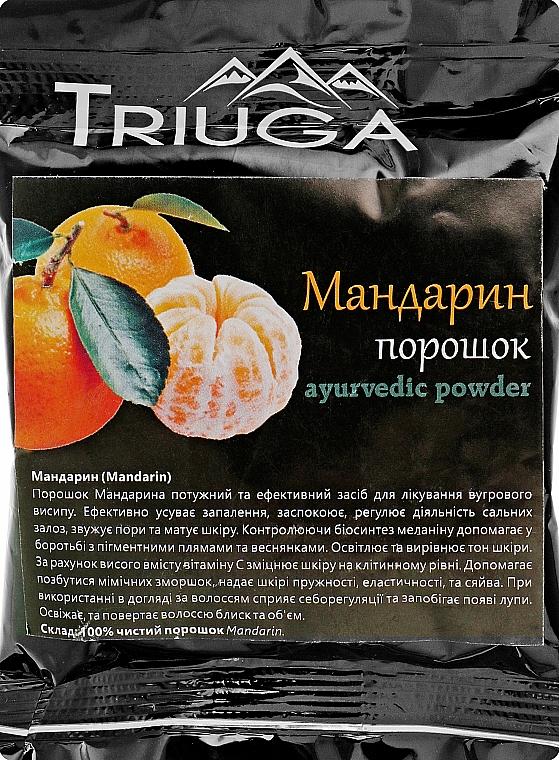 """Порошок аюрведический универсальный """"Мандарин"""" - Triuga"""
