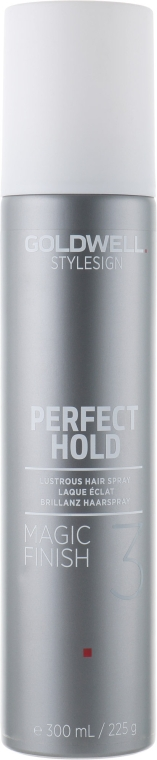 Бриллиантовый спрей для подвижной фиксации - Goldwell Stylesign Perfect Hold Magic Finish