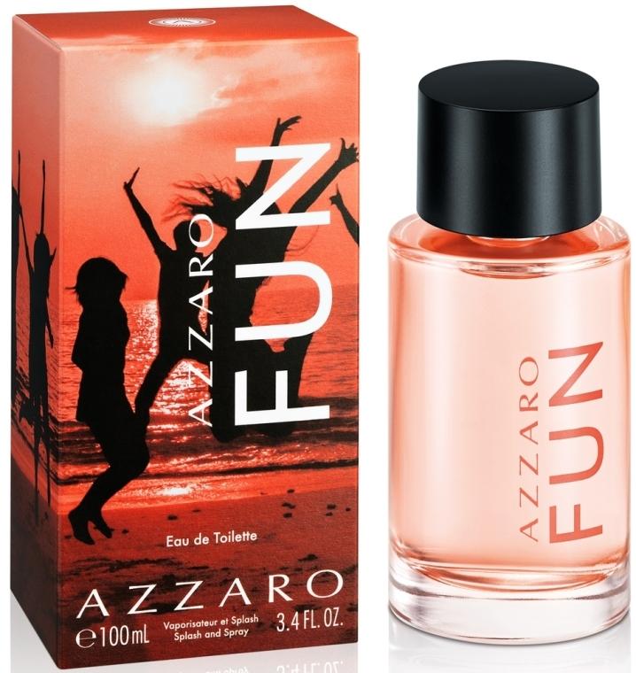 Azzaro Fun - Туалетная вода