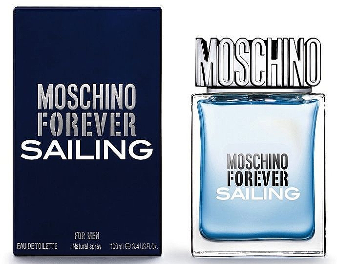 Moschino Forever Sailing - Туалетная вода (тестер с крышечкой)