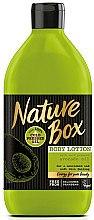 Духи, Парфюмерия, косметика Питательный бальзам для тела - Nature Box Avocado Oil