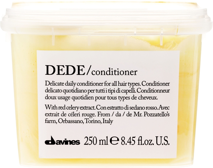 Деликатный кондиционер - Davines Essential Haircare Dede Delicate Air Conditioning
