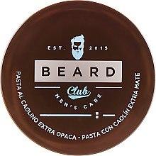 Духи, Парфюмерия, косметика Экстраматовая паста с белой глиной - Beard Club Paste