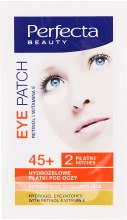 Духи, Парфюмерия, косметика Гидрогелевая маска-патч под глаза - Perfecta Beauty Eye Patch 45+