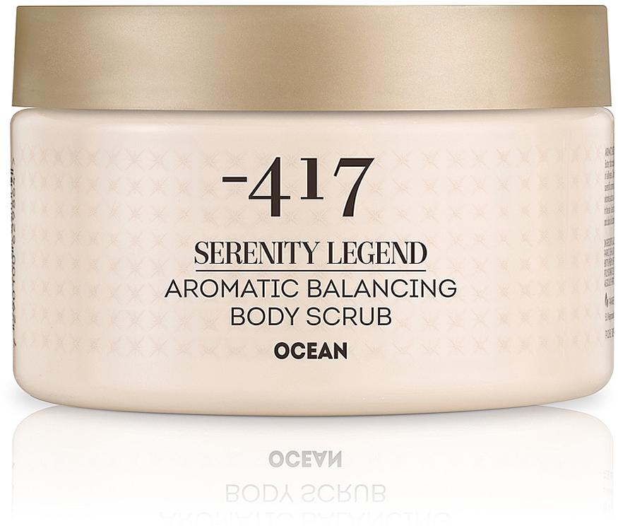 "Пилинг ароматический для тела ""Океан"" - -417 Serenity Legend Aromatic Body Peeling Ocean"