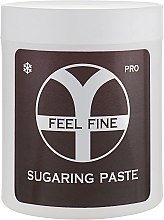 "Парфумерія, косметика Паста для шугарінга ""Сніжинка"" - Feel Fine Pro Sugaring Paste Medium"