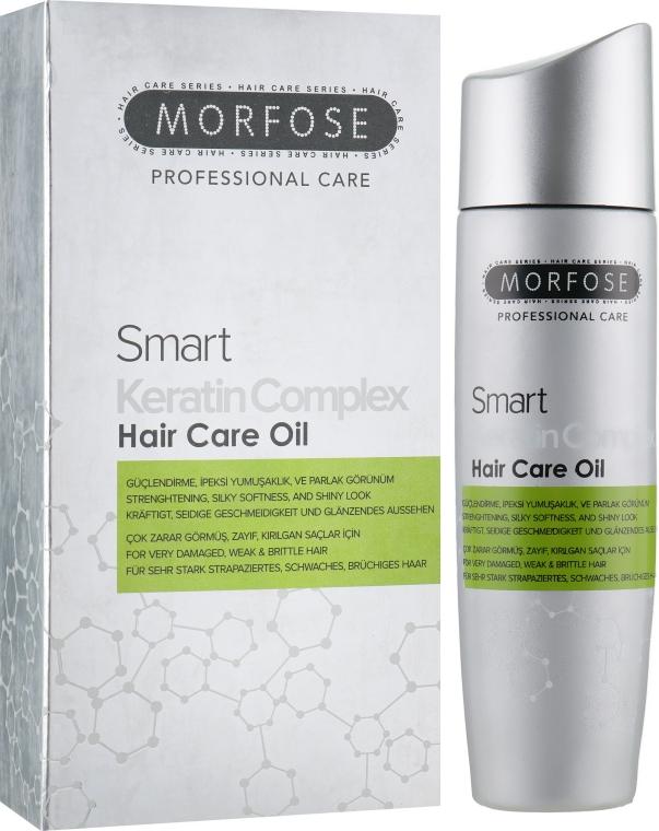 Кератиновый комплекс - Morfose Smart Keratin Hair Care Oil