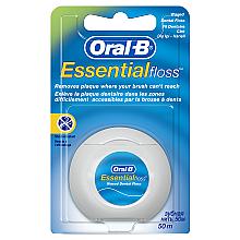 Парфумерія, косметика Зубна нитка «М'ятна» - Oral-B Essential Floss